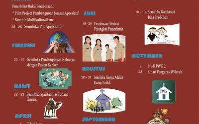 Agenda Kegiatan LPP Sinode tahun 2019