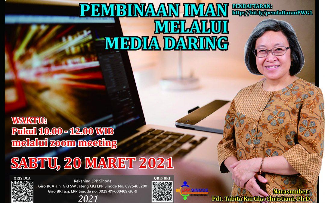 STUDI PWG ke-1 tahun 2021