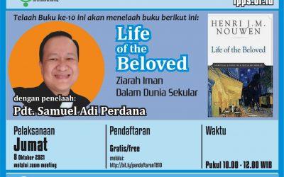 """Telaah Buku ke-10 """"Life of the Beloved"""""""
